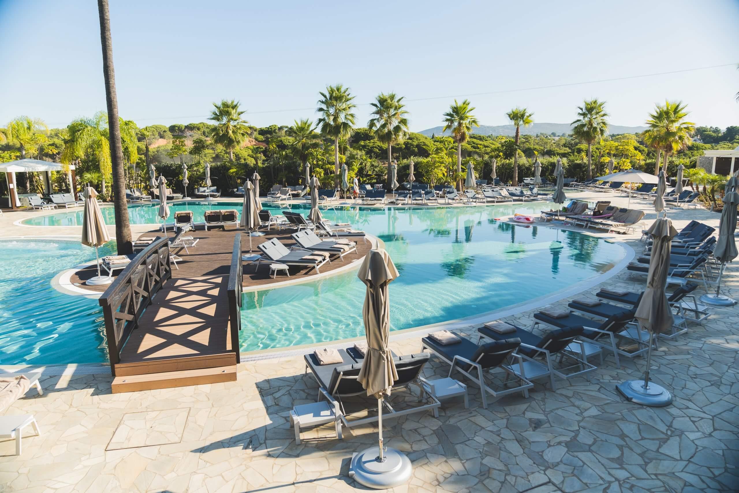 Sensations Pool, Resort Conrad Algarve, Quinta do Lago